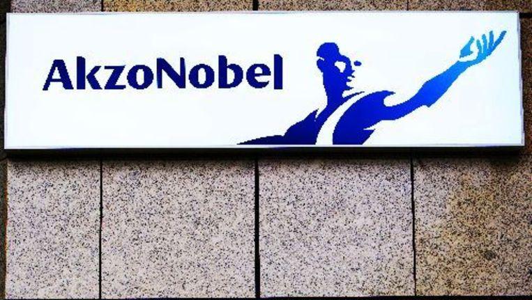 AkzoNobel ziet in het derde kwartaal de omzet dalen met 10 procent tot 3,64 miljard euro. Foto ANP Beeld