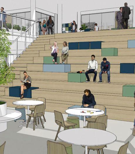 Buurt profiteert mee van nieuw OBC in Elst: School in park met fitnessapparaten en picknickplaatsen