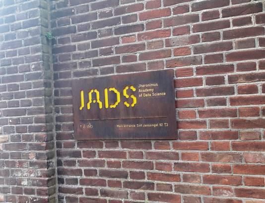 Naambordje aan de zijde van Uilenburg.