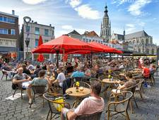 Het op één na goedkoopste rondje van Nederland? Dat geef je op een terras in Breda!