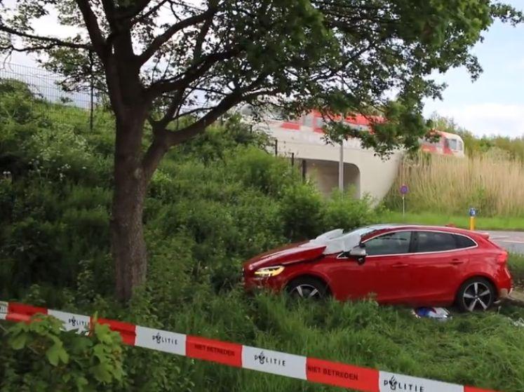 Automobilist overleden na ongeluk in Tiel