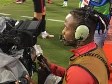 Michy Batshuayi se mue en caméraman après Belgique-Croatie