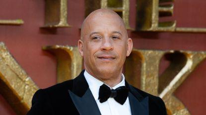 Carrièreswitch: actieheld Vin Diesel brengt eerste single uit