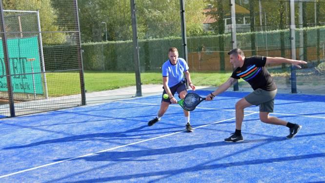 Ook tennisvereniging Dieren breidt complex uit met padelbanen