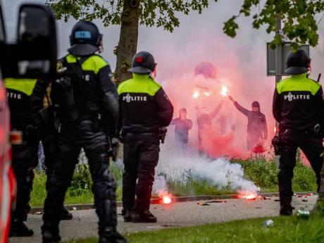Politiechef: Als staking politievakbonden doorgaat, wordt Feyenoord - Ajax afgelast