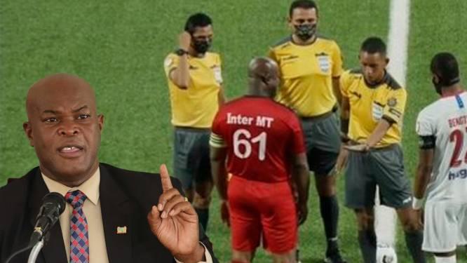 Bond grijpt hard in: voetbalclubs verbannen en Brunswijk geschorst