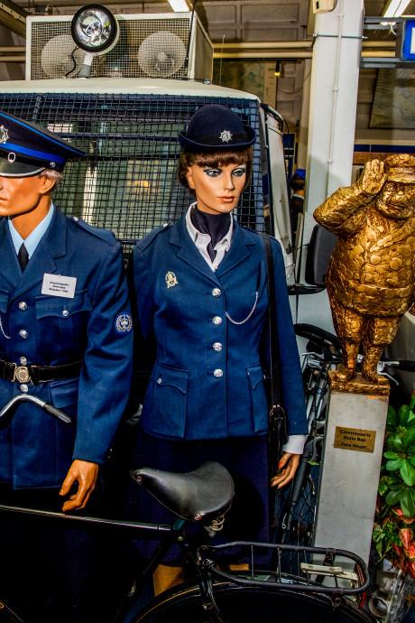 Redding Rotterdams politiemuseum is nabij: politie onderzoekt 'schenking' aan stad