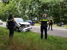 Motorrijder gewond door botsing met auto in Wijchen