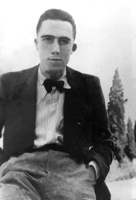Albert Camus Beeld Getty