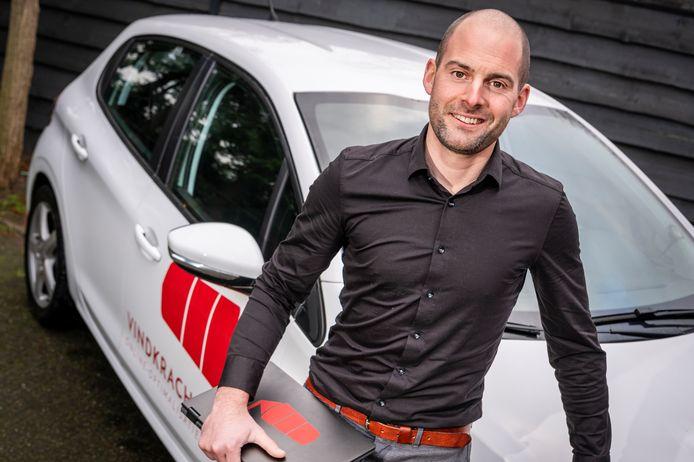 Geert van der Heijden, een van de deelnemers aan StartUp Meierijstad.