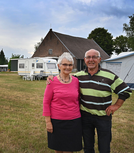 Camping Op den Drul verkocht: na veertig jaar eerst goed uitrusten