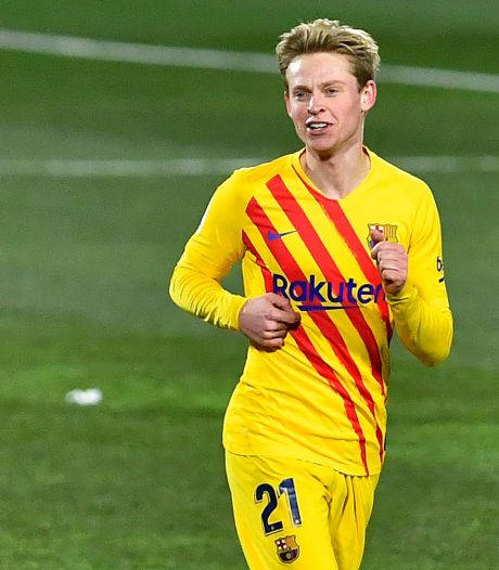 'Frenkie de Jong passeert Lionel Messi en is nu de duurste speler van La Liga'