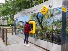 Munten storten kan niet meer in geldkiosk Laarbeek, alleen biljetten