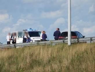 Mannen die geklist werden na wilde achtervolging op E403 verdacht van reeks inbraken in Brugge