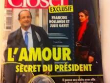 Hollande amoureux de Julie Gayet? Closer répond en photos
