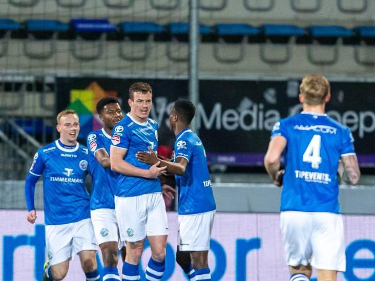 Na 157 dagen en 20 wedstrijden eindelijk weer winst voor FC Den Bosch