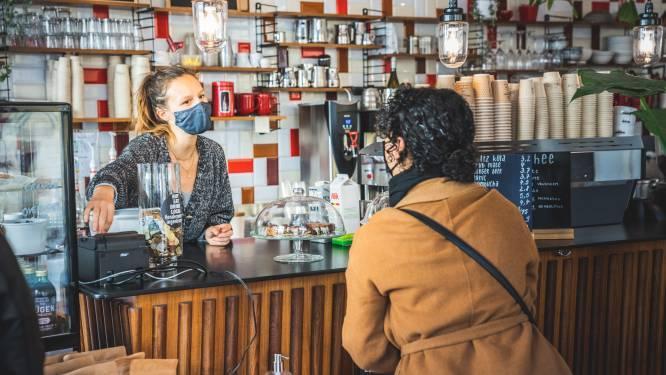 """Ook Café Labath blij met initiatief 'Help de Horeca': """"Gelukkig is het nu wel duidelijk dat koffie afhalen toegelaten is"""""""