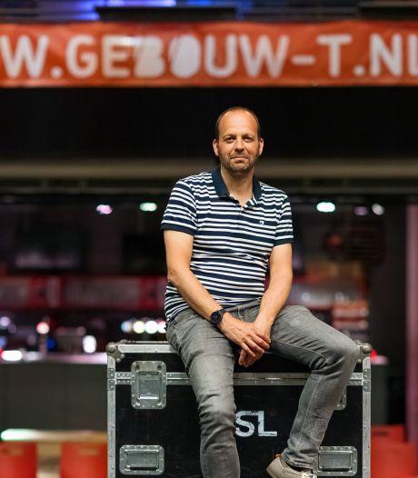 De man die De Maagd en Gebouw-T moet verbinden: 'Bergen op Zoom verdient podia om trots op te zijn'