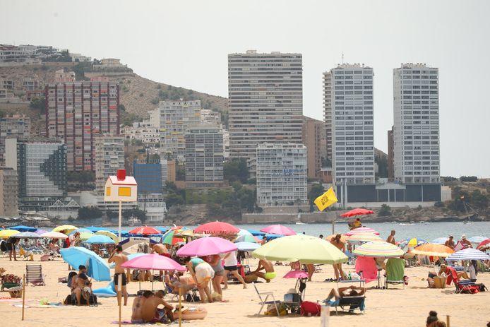 Benidorm, Espagne