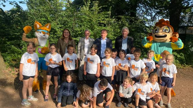 """Aarschot is dit jaar gaststad voor Vlaamse loopweken voor scholen: """"Alle leerlingen van Aarschot en omstreken zijn hier mee opgegroeid"""""""