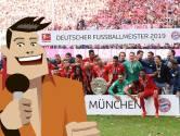 Quiz   Welke Bayern-speler werd negen keer kampioen van Duitsland?