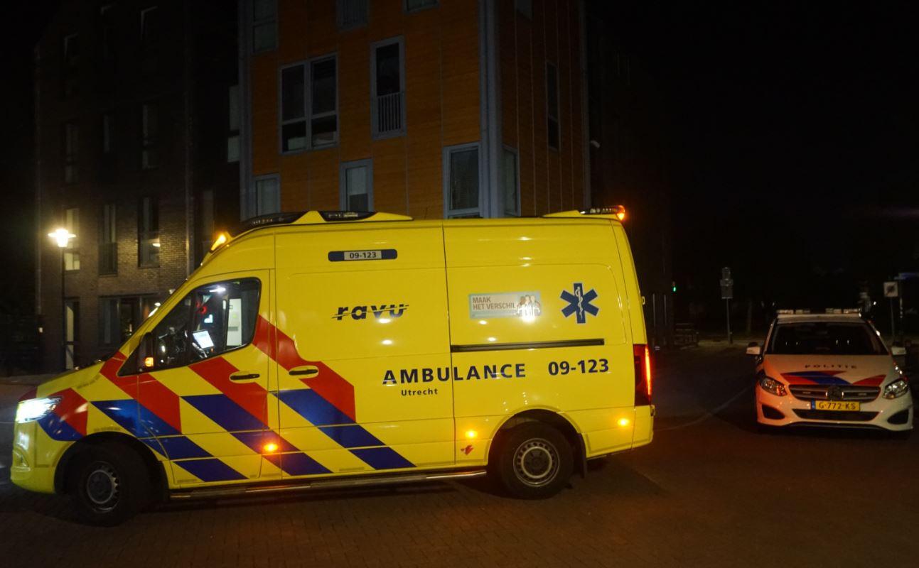 Een vrouw raakte afgelopen nacht na een mishandeling gewond in Bunschoten.