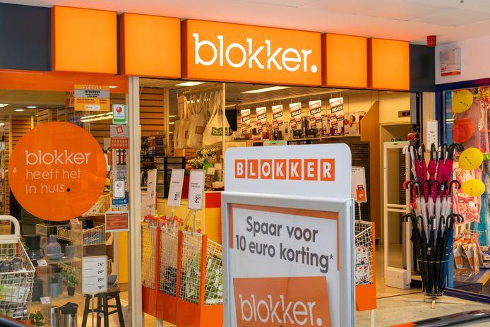 Blokkerwinkel van Dirk Bron aan de Keyserlei in Antwerpen