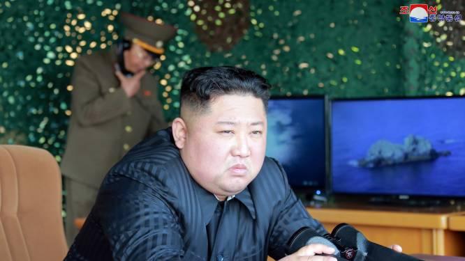 """Noord-Korea: raketten waren nieuw """"tactisch geleid projectiel"""""""
