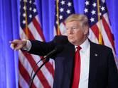 Trump zelfverzekerd ondanks 'nepnieuws'