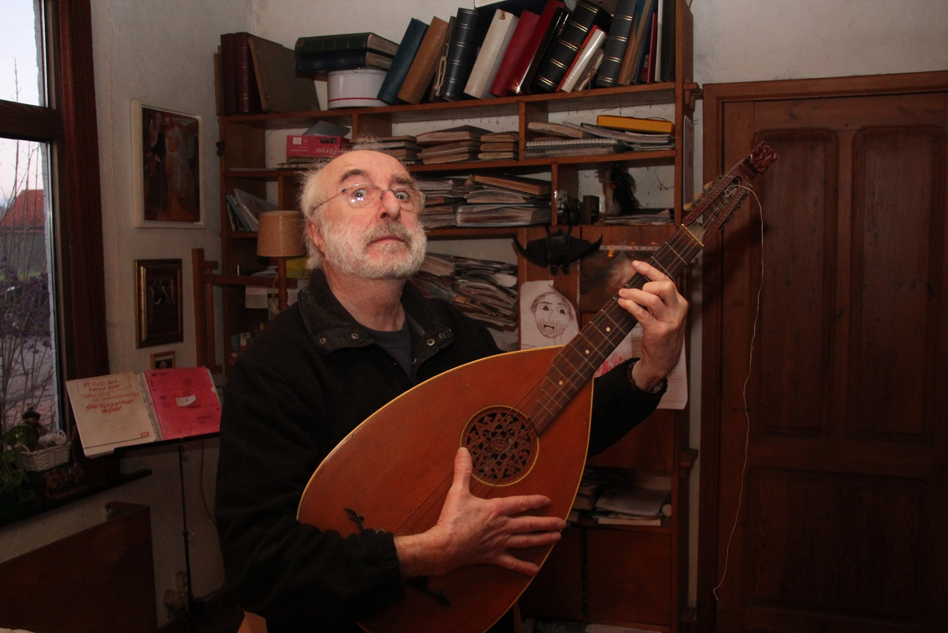 Zanger Jan De Wilde werd 75 op 1 januari 2019.