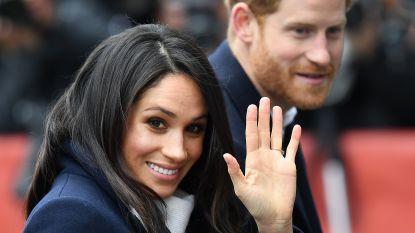Prins Harry en Meghan Markle worden hertog en hertogin van Sussex