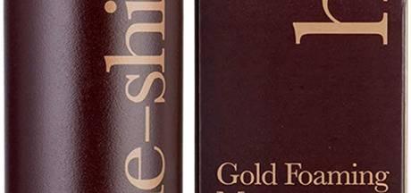 TEST BEAUTÉ: l'autobronzant Gold Foaming Mousse de He-Shi pour un bronzage hyper naturel
