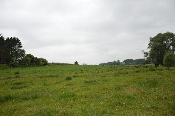 Het woonuitbreidingsgebied Kerkskenveld.