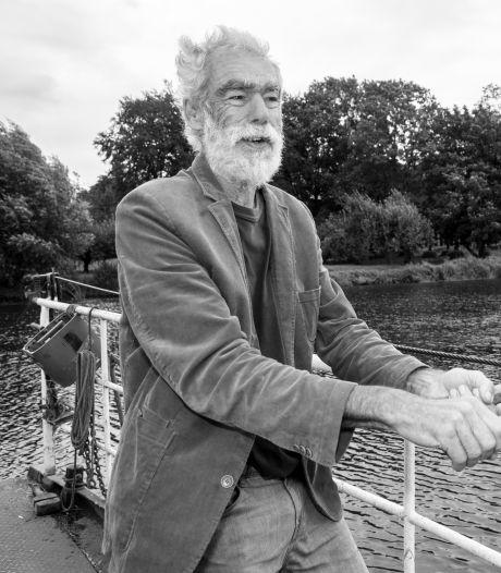 Zwolse pontbaas Jacob Versteegh overleden: einde van 'heen-en-weerwolf' van Haersterveer