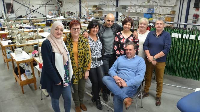 Laatste werkdag bij Cloë: Textielbedrijf dat Dries Van Noten en Nathan van kledij voorzag, stopt na 35 jaar