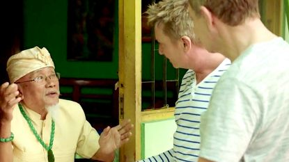 """Luc Appermont over zijn huwelijksreis naar Indonesië: """"Die goeroe... 'In de gloria' was er niets tegen"""""""