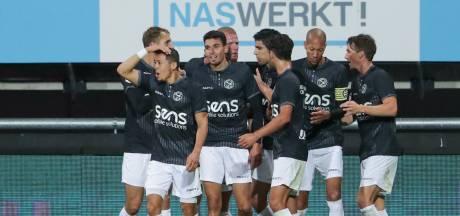 NEC machteloos en krachteloos onderuit tegen Almere City
