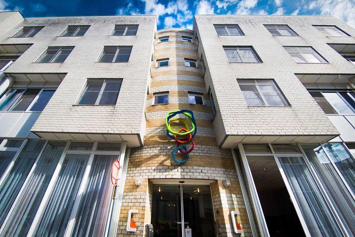 Woonzorgcentrum Cocoon in Antwerpen, naast het AZ Monica.
