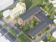 Zo komt het nieuwe Overdal in hartje Oosterbeek eruit te zien: met meer appartementen en in U-vorm