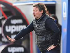 Hekkensluiter Serie A zet trainer op straat