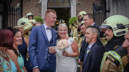 Amper 85 inwoners, maar al vierde huwelijk in vier jaar