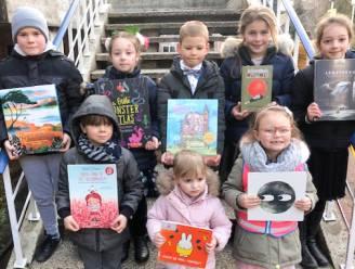 Kinderen van Het Groene Lilare hebben taalweek feestelijk geopend