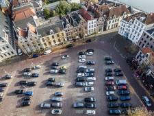 Ondernemers willen uitstel autovrij-maken Grote Kerkhof