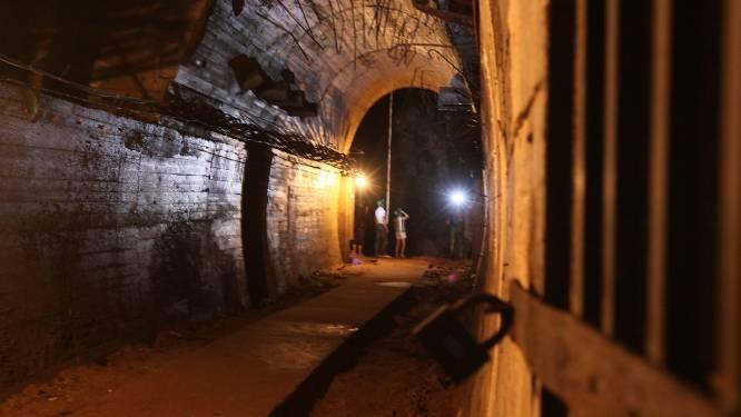 Staat trein met nazigoud in ondergronds tunnelcomplex van bijna 200 hectare?