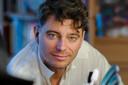 """Klemens Patijn is een acteur die graag voor publiek speelt. ,,Ik hou van vlakkevloertheater, waarbij je rechtstreeks contact maakt met de mensen. Waarbij publiek een stilte of een lach op hetzelfde moment beleeft."""""""