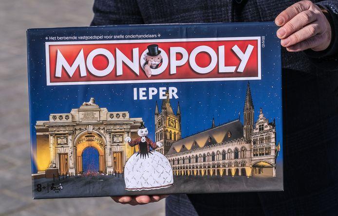 Monopoly Ieper.