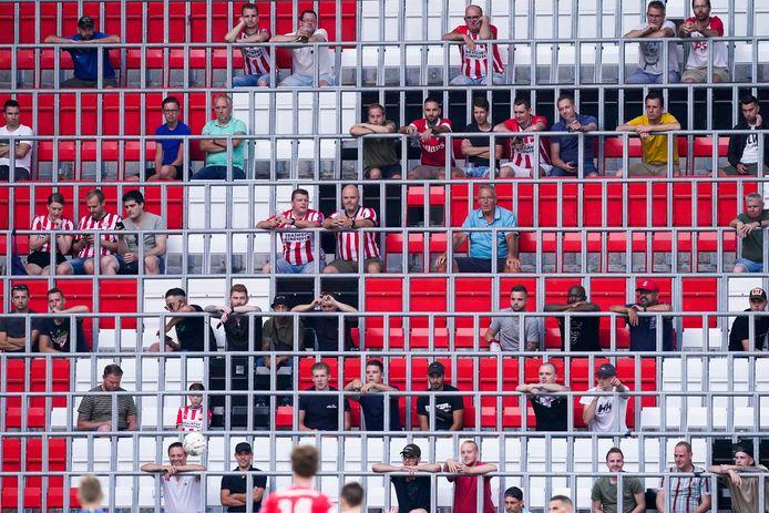 PSV Supporters, supporter, supporters during PSV - Vitesse NETHERLANDS ONLY COPYRIGHT SOCCRATES/BSR