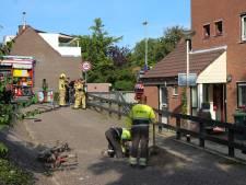 Hulpdiensten gealarmeerd over gaslek aan de Lelievaart, woningen ontruimd