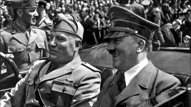 Après Hitler, Mussolini revient aussi dans une comédie dérangeante