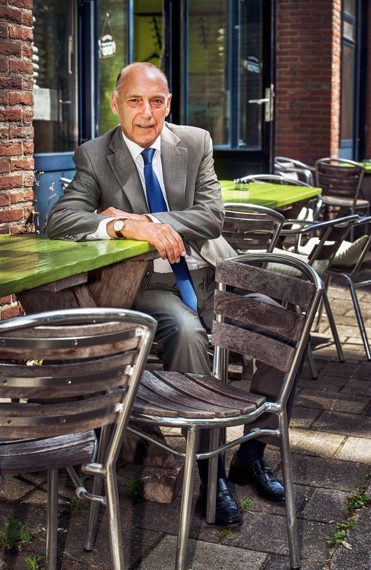 Tom de Bruijn Beeld Raymond Rutting / de Volkskrant